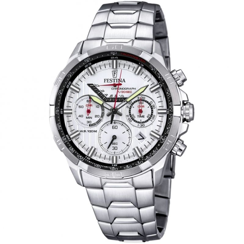 Mens Festina Chronograph Watch F6836/1