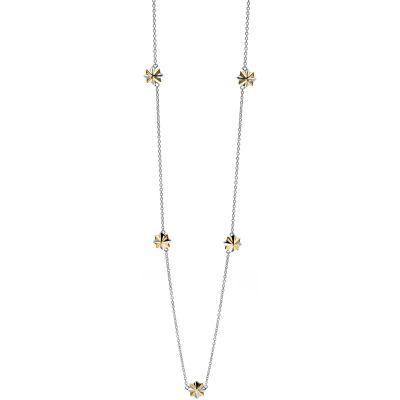 Ladies Fiorelli Sterling Silver Necklace N3904