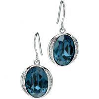 Ladies Fiorelli Sterling Silver Earrings E4682