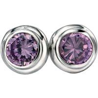 Fiorelli Jewellery & Amethyst Earrings JEWEL