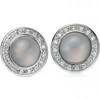 Ladies Fiorelli Sterling Silver Earrings E5001
