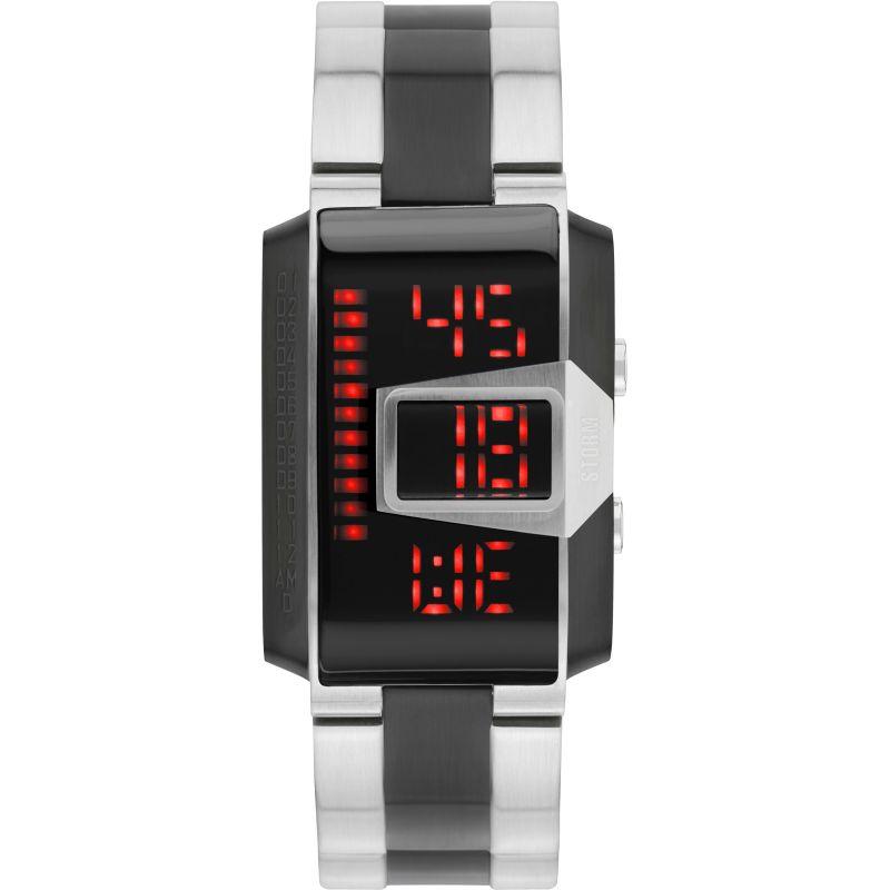 Mens Storm MK4 Circuit Chronograph Watch