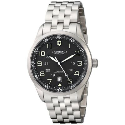 Mens Victorinox Swiss Army Airboss Automatic Watch 241508