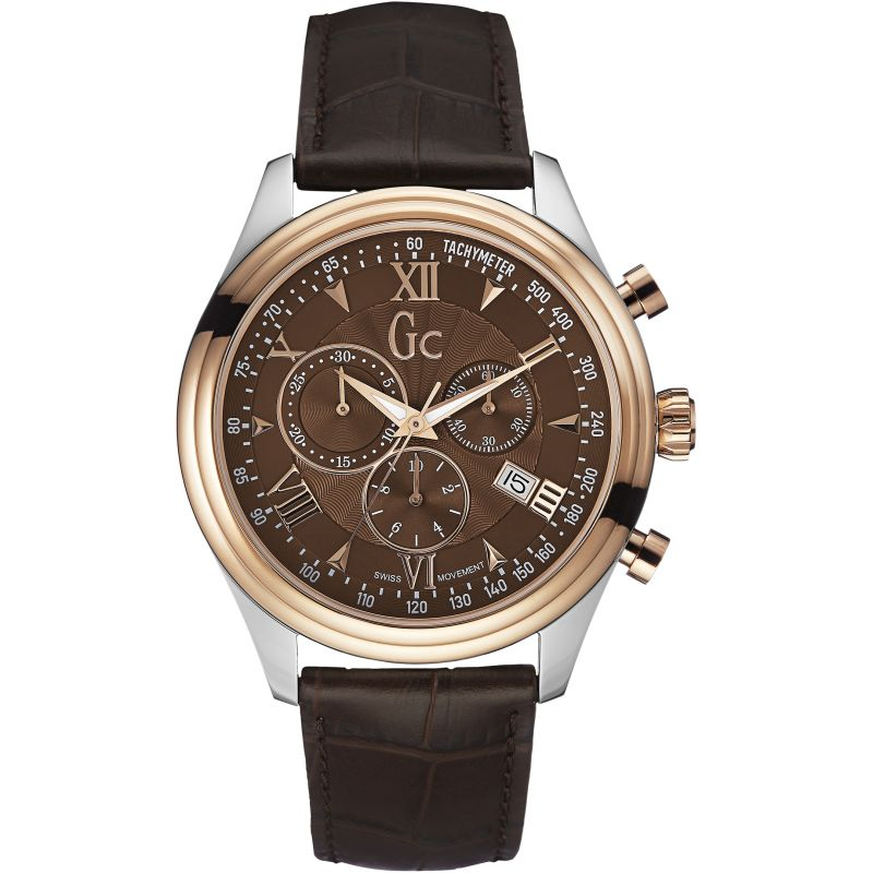 Mens Gc Smart Class Chronograph Watch