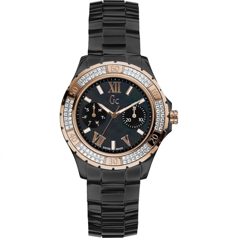 Ladies Gc Ceramic Watch