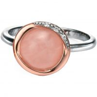 Ladies Fiorelli Sterling Silver Ring R3355PN