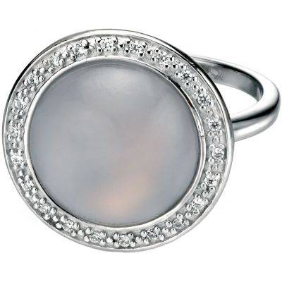 Damen Fiorelli Ring Sterling-Silber R3354N