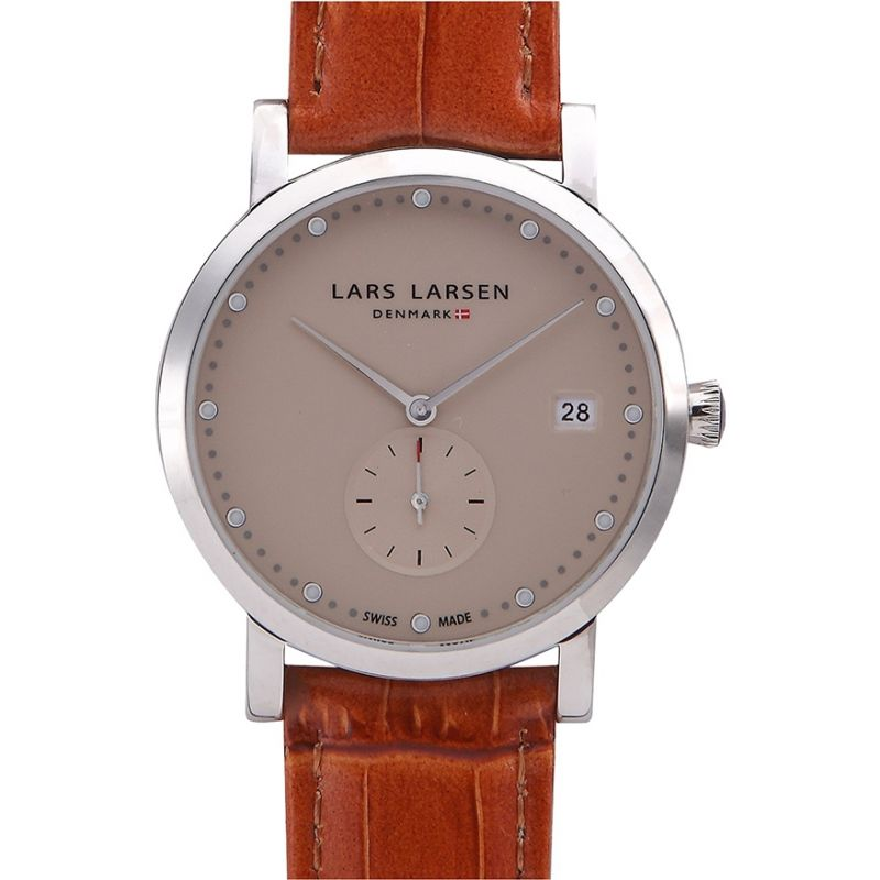 Mens Lars Larsen Watch 137SCCL
