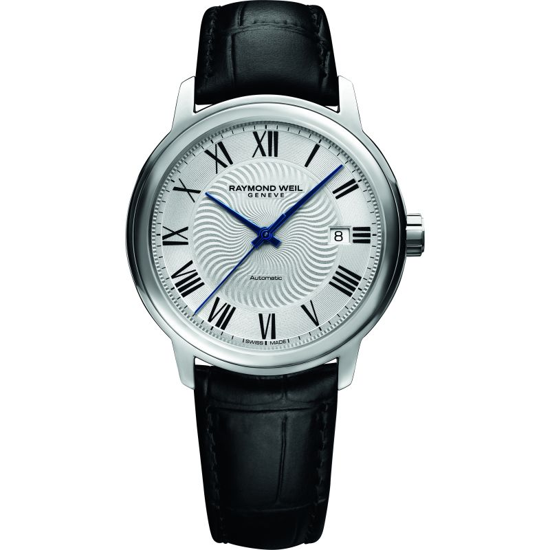 Mens Raymond Weil Maestro Automatic Watch 2237-STC-00659