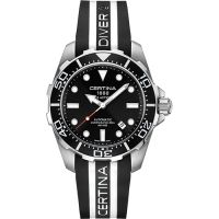 Mens Certina DS Action Diver Automatic Watch C0134071705101
