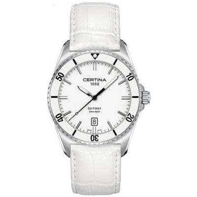 Orologio da Uomo Certina DS First C0144101601100