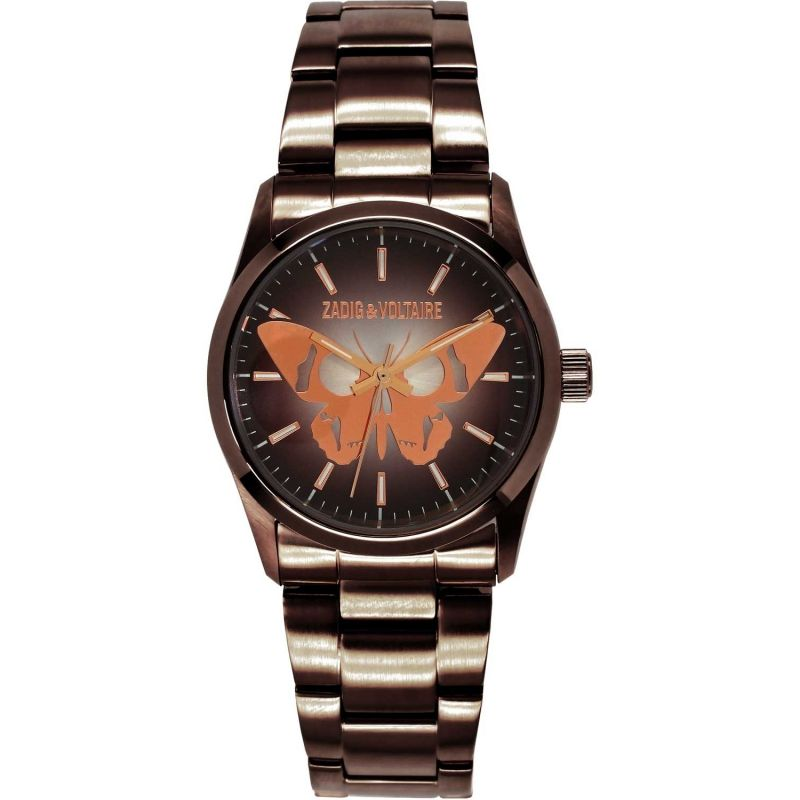 Ladies Zadig & Voltaire Timeless Watch ZV002/5UM