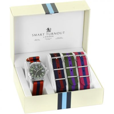 Montre Homme Smart Turnout STA/55/W-SET