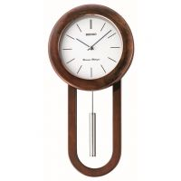 Seiko Clocks Pendulum Long Case Chiming Wall Clock QXH057B