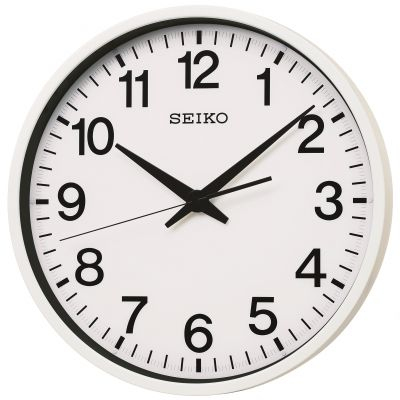 Seiko Clocks Spacelink GPS Wall Clock Radio Controlled QXZ001W