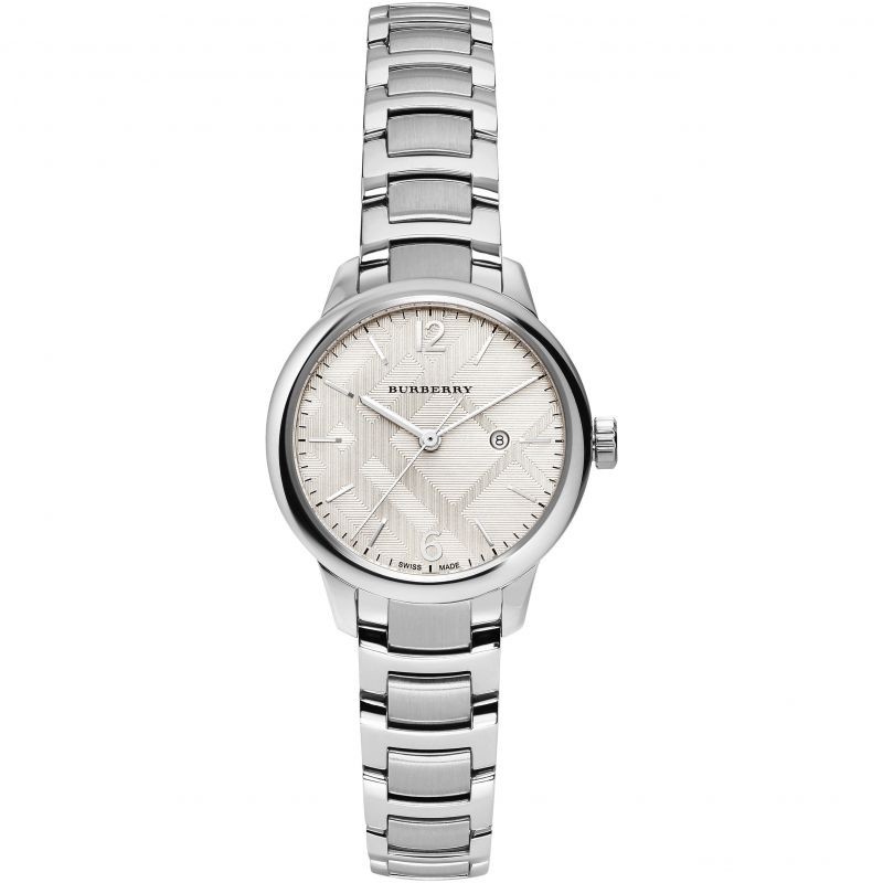 Ladies Burberry The Classic Watch