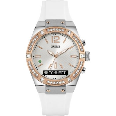 Zegarek uniwersalny Guess Connect Bluetooth Hybrid Smartwatch C0002M2