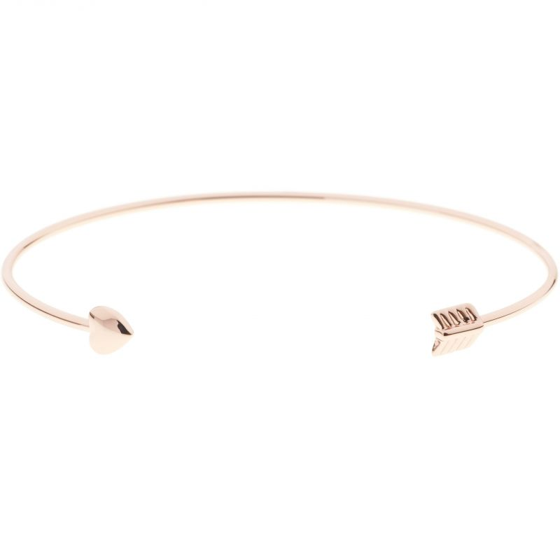 Ladies Ted Baker PVD rose plating Bangle TBJ1147-24-03