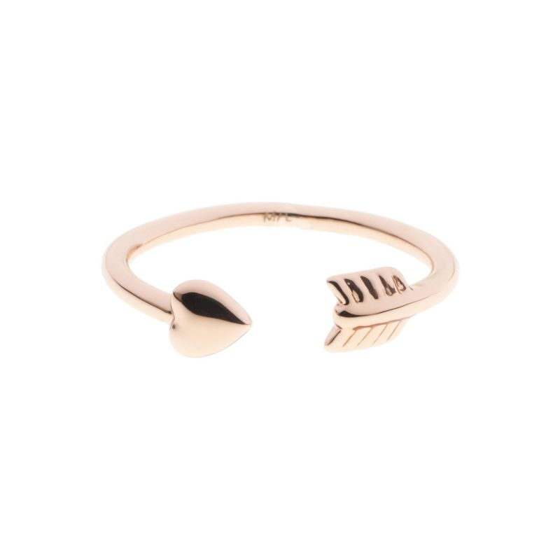 Ladies Ted Baker PVD Gold plated Ring TBJ1146-24-03ML