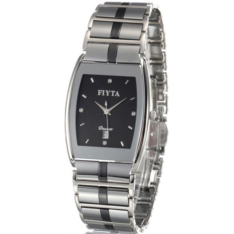 Mens Fiyta Tungsten Watch
