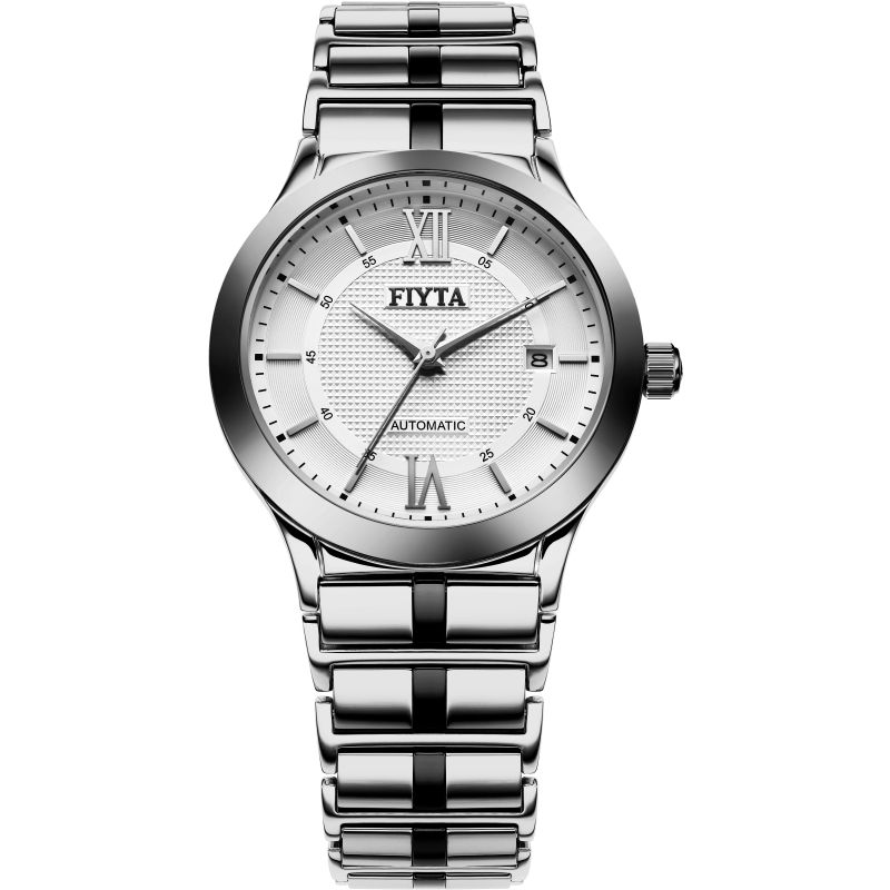 Mens Fiyta Tungsten Automatic Watch