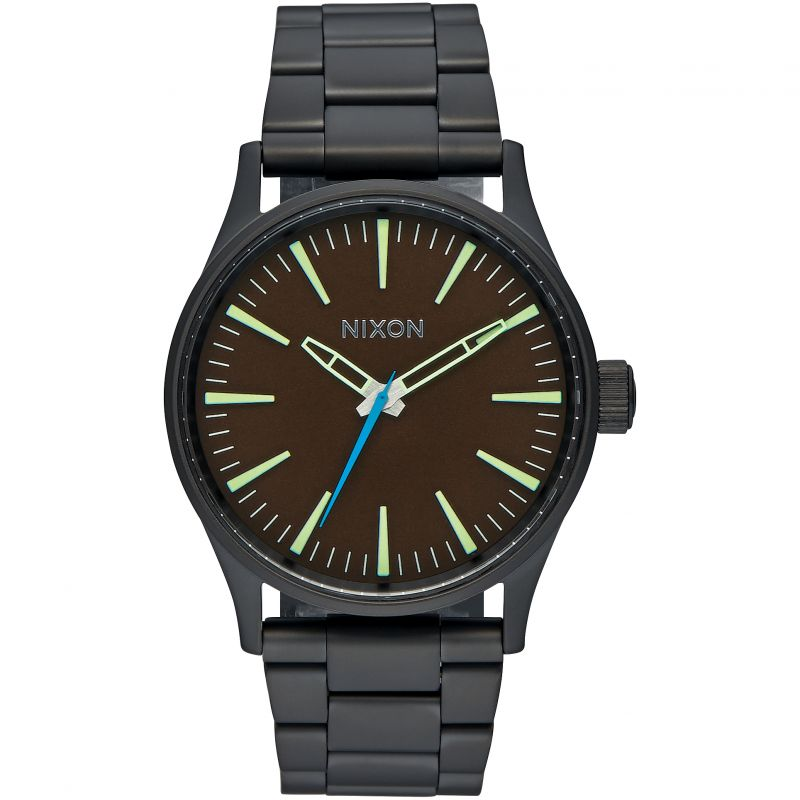 Ladies Nixon The Sentry 38 SS Watch A450-712