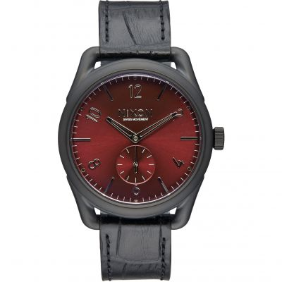 Unisex Nixon The C39 Leather Watch A459-1886