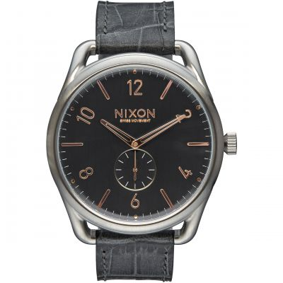Zegarek męski Nixon The C45 Leather A465-2145