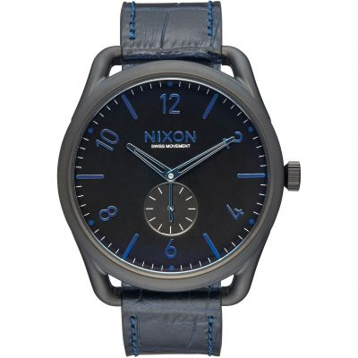 Orologio da Uomo Nixon The C45 Leather A465-2153