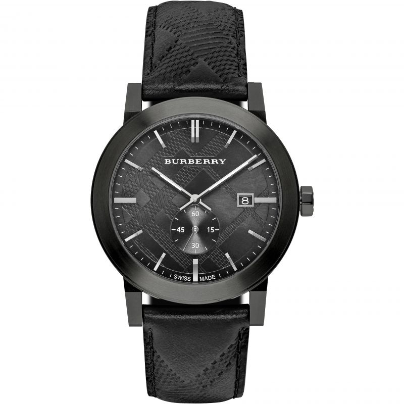 Mens Burberry City Watch