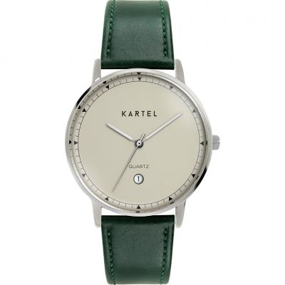 Unisex Kartel Scotland Haig 40mm Watch KT-HAIG-SG