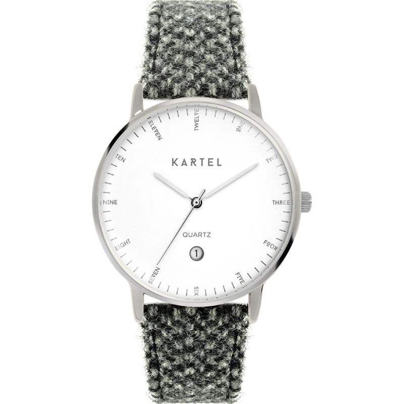 Unisex Kartel Scotland Tarbert 40mm Watch