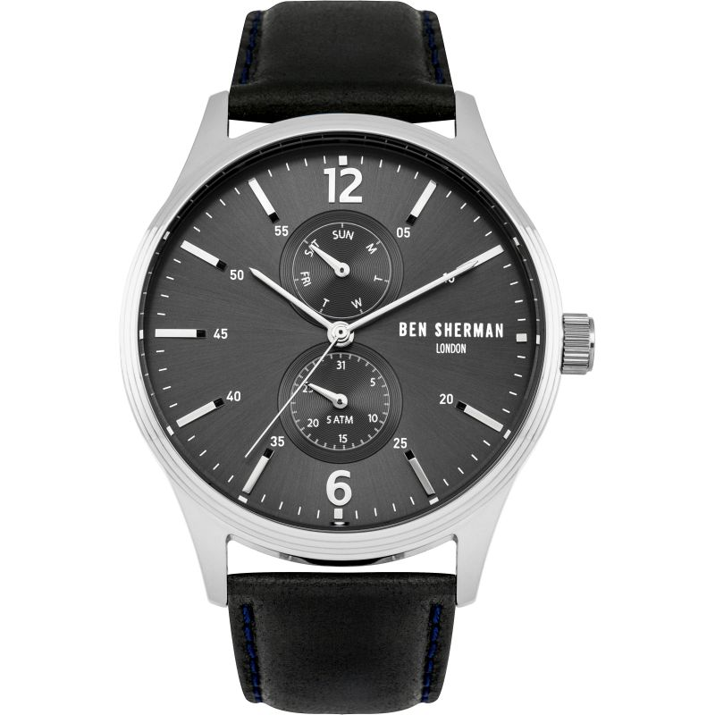 Mens Ben Sherman London SPITALFIELDS VINYL Watch WB047B