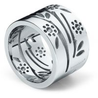 Ladies Swatch Bijoux Stainless Steel Ring Size R.5 Luludia JRM037-9