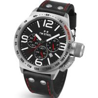 Mens TW Steel Canteen Chronograph 50mm Watch