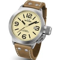 Mens TW Steel Canteen 50mm Watch CS0012