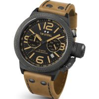 Mens TW Steel Canteen Chronograph 50mm Watch CS0044