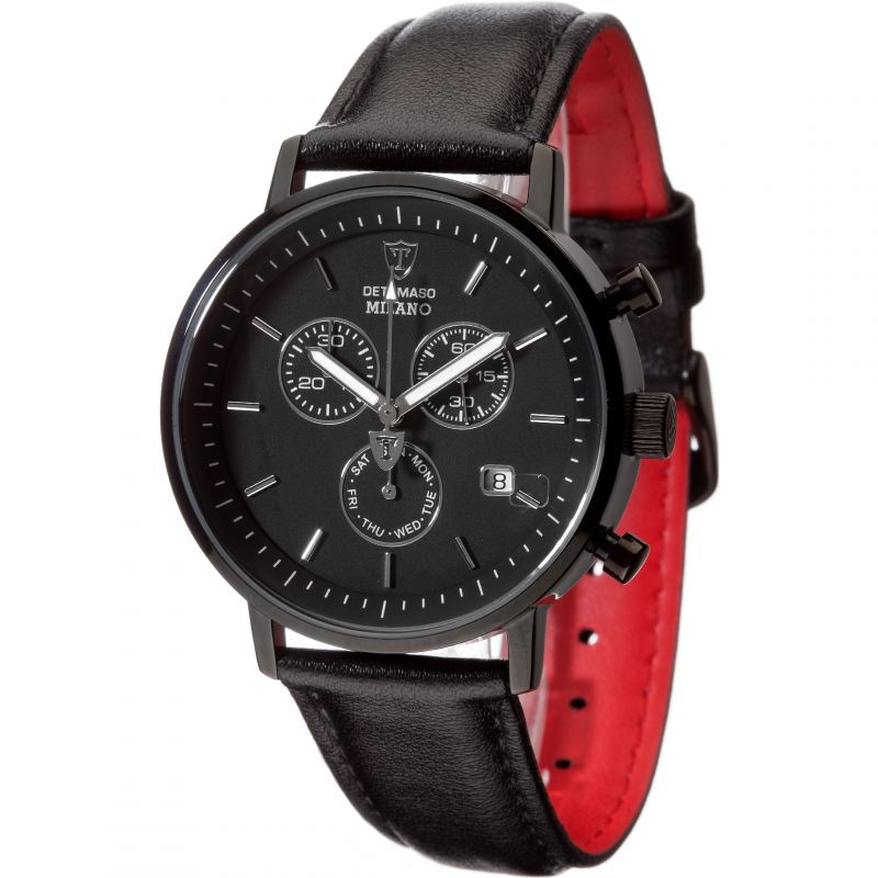 Mens Detomaso Milano Chronograph Watch