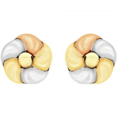 Gioielli da Donna Jewellery Essentials Flower Stud Earrings AJ-15030516