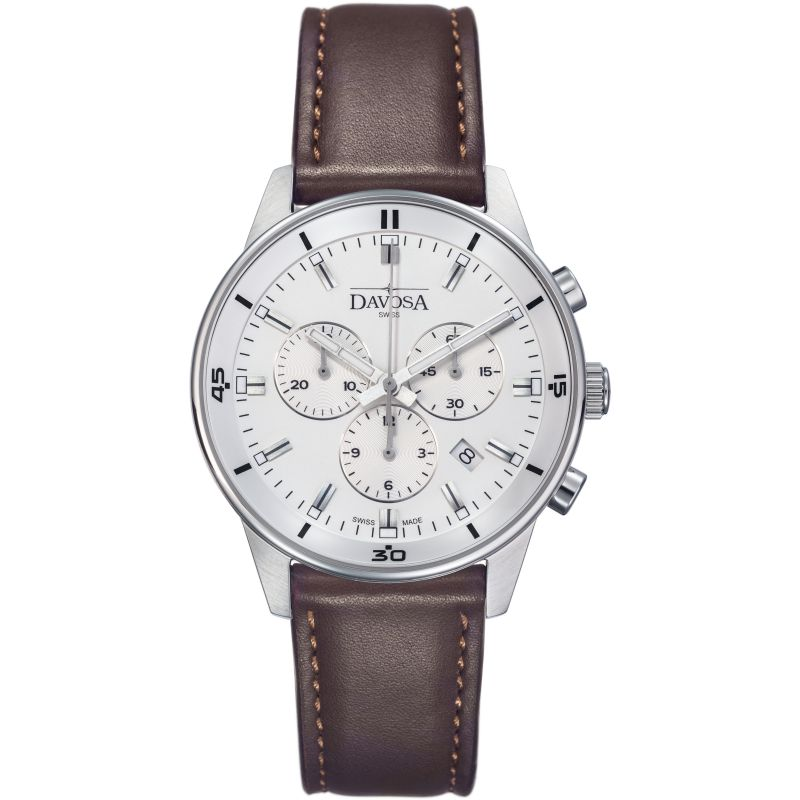 Mens Davosa Vireo Chronograph Watch 16249315