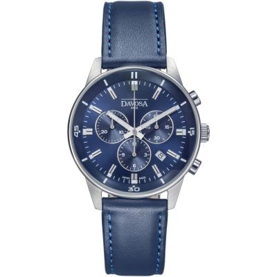 Mens Davosa Vireo Chronograph Watch 16249345
