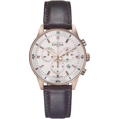Mens Davosa Vireo Chronograph Watch 16249395