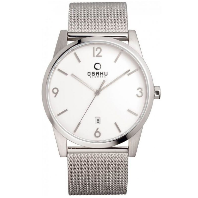 Mens Obaku Sten Watch