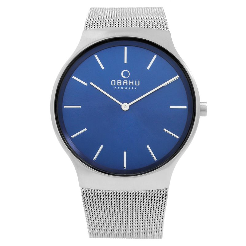 Mens Obaku Rolig Watch