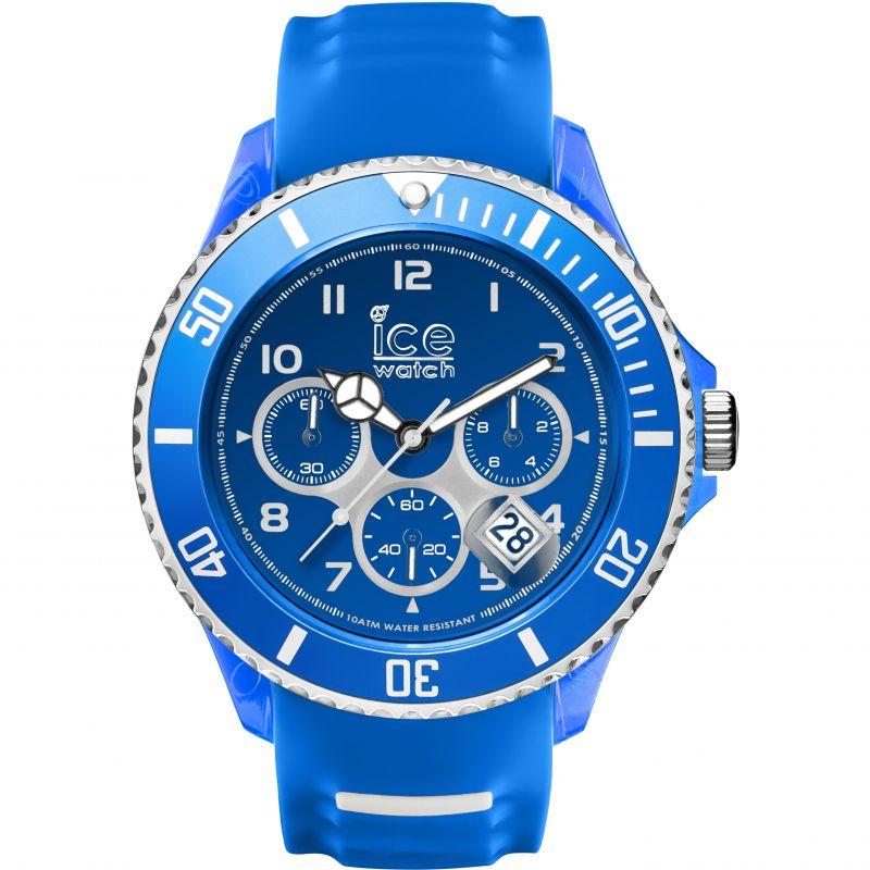 Unisex Ice-Watch Ice-Sporty Big Big Chronograph Watch