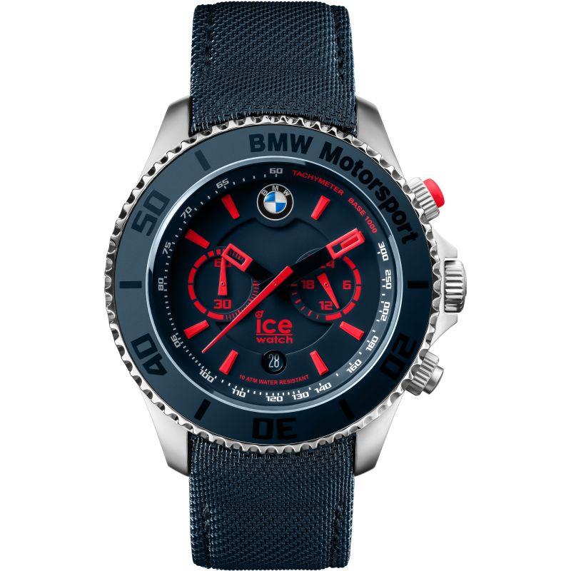 Mens Ice-Watch BMW Motorsport Big Chronograph Watch