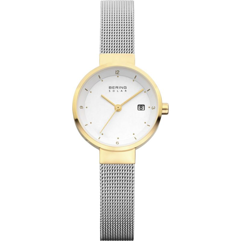 Ladies Bering Solar Powered Watch