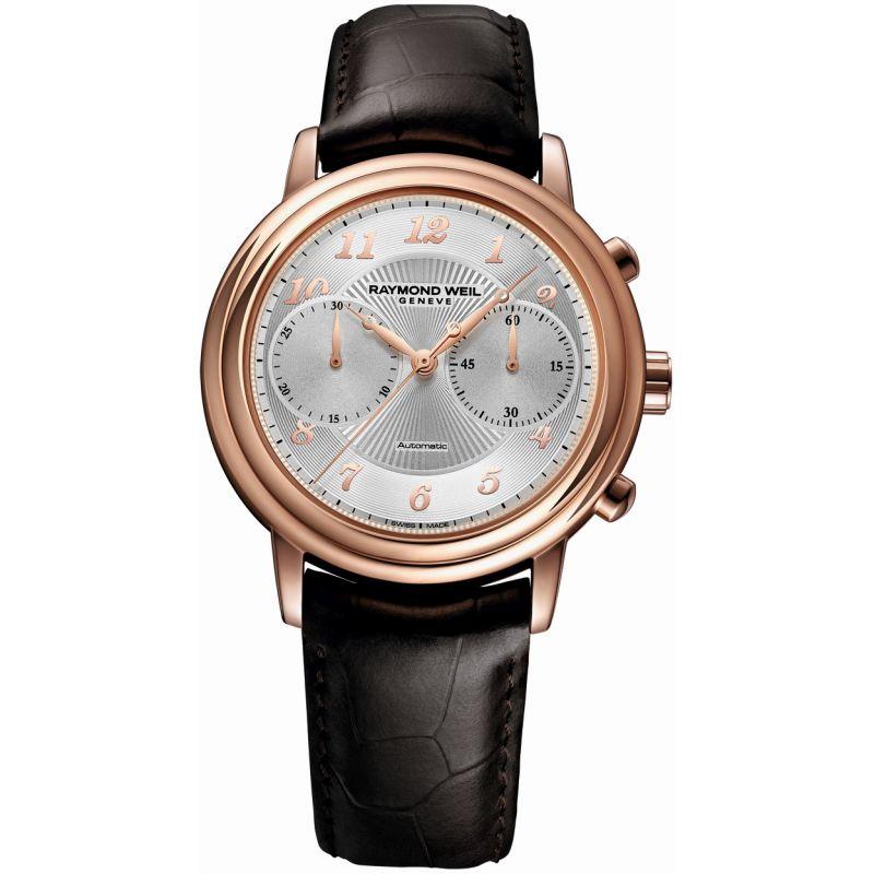 Mens Raymond Weil Maestro Automatic Chronograph Watch