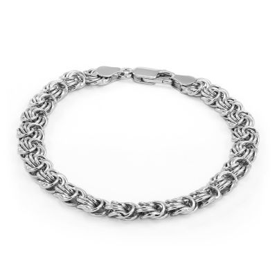 Damen Jewellery Essentials Rose Link Armband Sterling-Silber AJ-37230890