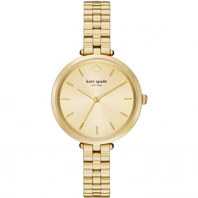 Kate Spade New York Holland Damenuhr in Gold 1YRU0858